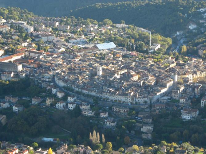DSCN9015 17 670x502 Randonnée au Baou des blancs   Pays Vençois