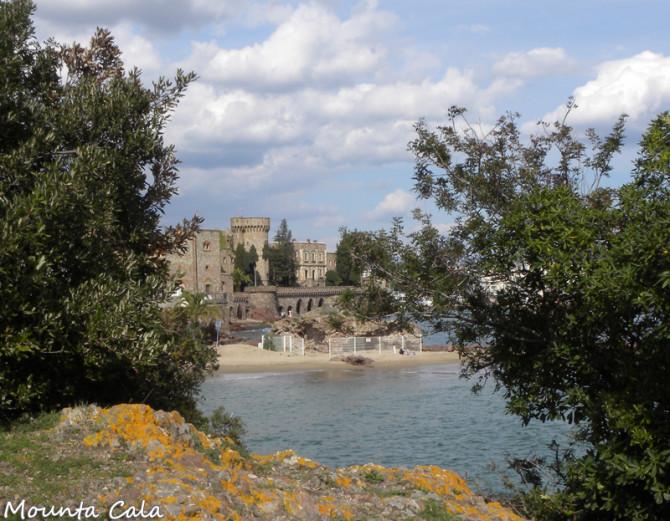 DSCN9522 copie 670x521 Balade au château de la Napoule à Mandelieu