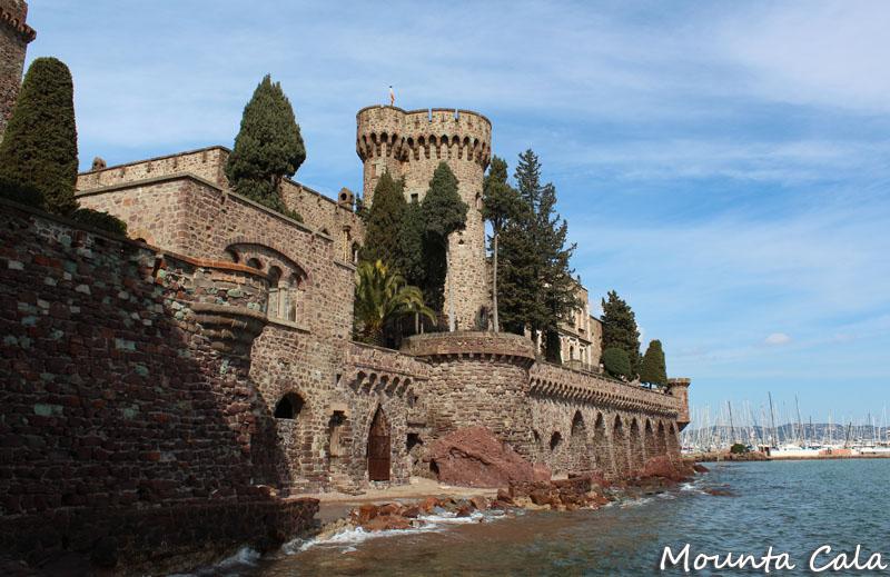 IMG 9436 copie Balade au château de la Napoule à Mandelieu