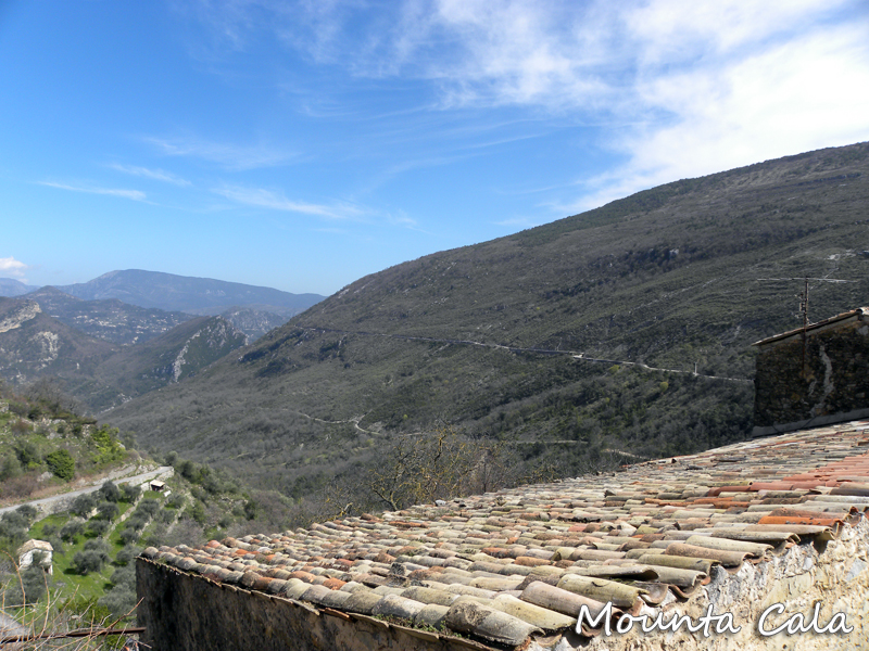 DSCN01534 A la découverte du village Les Ferres   Estéron