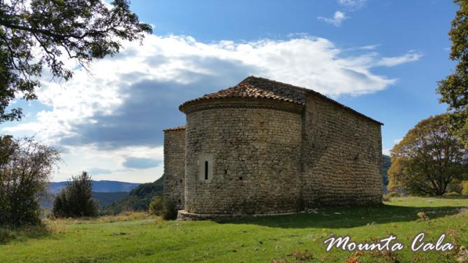 Coursegoules4 670x376 La chapelle St Michel de Coursegoules   Pays Vençois